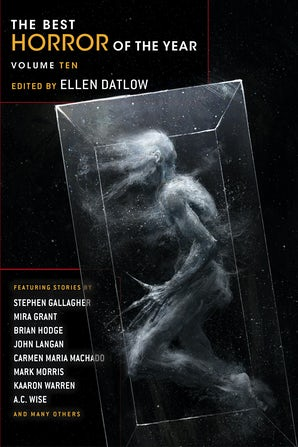 The Best Horror of the Year Volume Ten book image