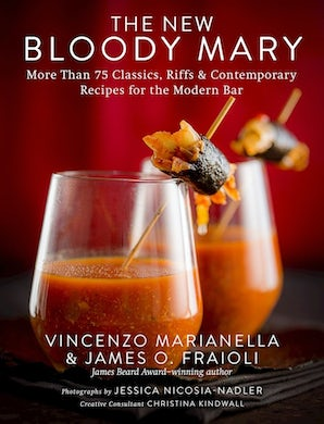 The New Bloody Mary book image