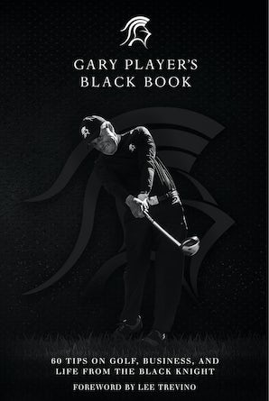 Gary Player's Black Book book image