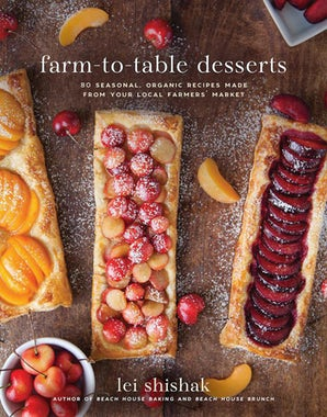 Farm-to-Table Desserts book image
