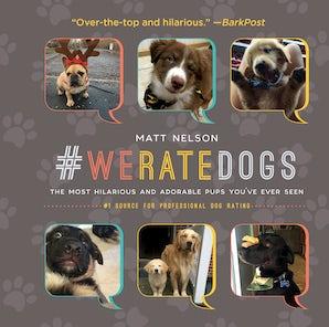 #WeRateDogs book image