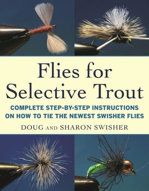 Flies for Selective Trout book image
