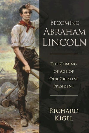 Becoming Abraham Lincoln book image