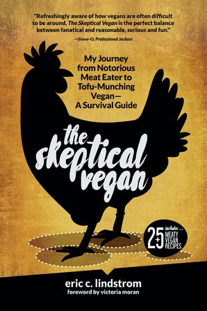 The Skeptical Vegan book image