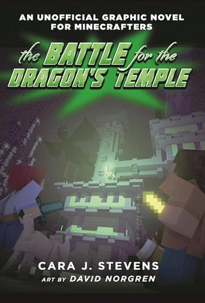 The Battle for the Dragon's Temple book image