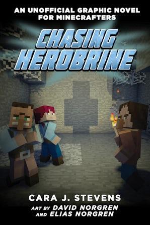 Chasing Herobrine book image