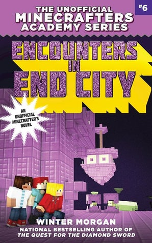 Encounters in End City book image