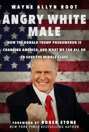 Angry White Male book image