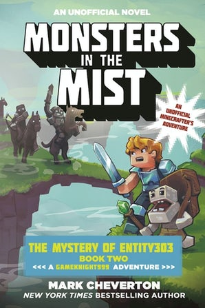 Monsters in the Mist book image