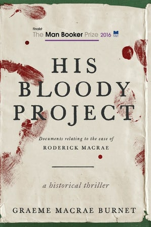 His Bloody Project book image