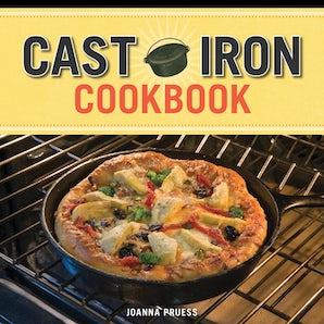 Cast Iron Cookbook book image