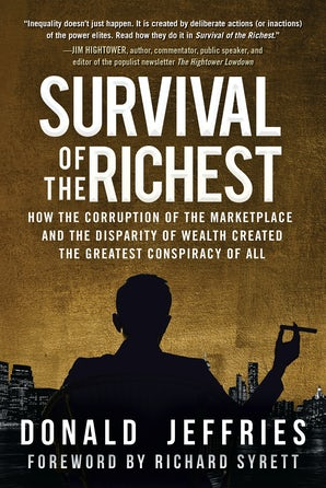 Survival of the Richest book image