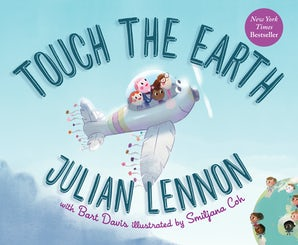 Touch the Earth book image