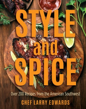 Style and Spice book image