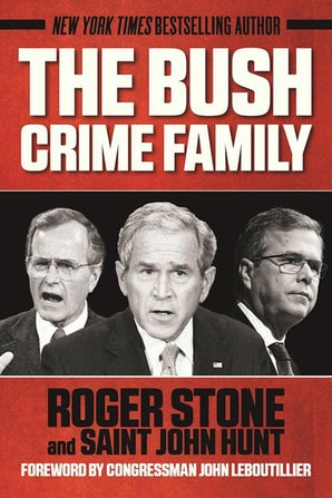 The Bush Crime Family book image