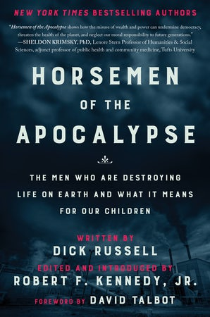 Horsemen of the Apocalypse book image