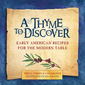 A Thyme to Discover book image