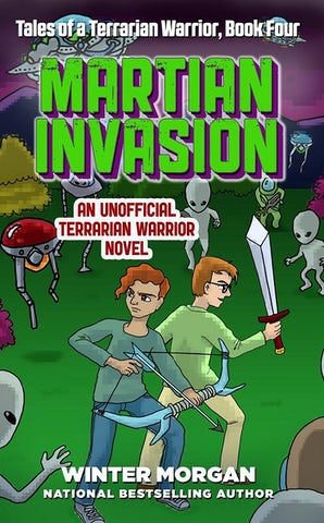 Martian Invasion book image