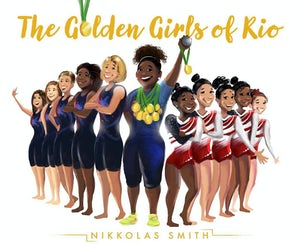 The Golden Girls of Rio book image