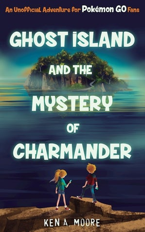 Ghost Island and the Mystery of Charmander book image