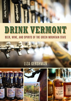 Drink Vermont book image