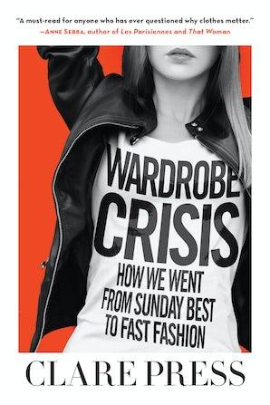 Wardrobe Crisis book image