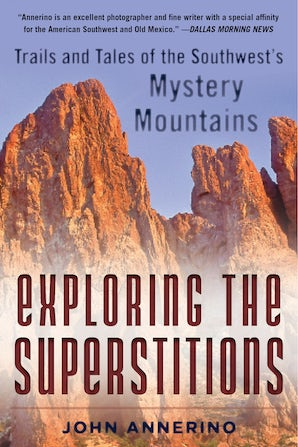 Exploring the Superstitions book image