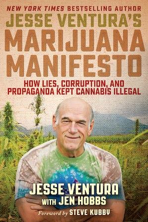 Jesse Ventura's Marijuana Manifesto book image