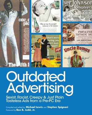 Outdated Advertising book image