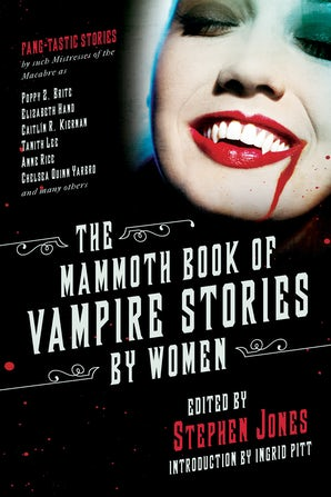 The Mammoth Book of Vampire Stories by Women book image