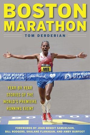 Boston Marathon book image