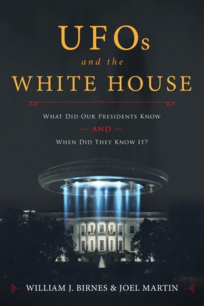 UFOs and The White House book image