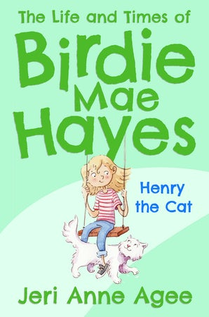 Henry the Cat book image