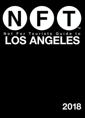 Not For Tourists Guide to Los Angeles 2018 book image