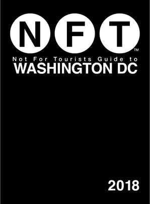 Not For Tourists Guide to Washington DC 2018 book image
