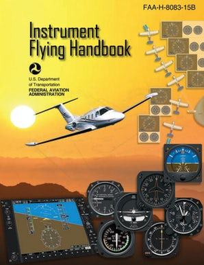 Instrument Flying Handbook (Federal Aviation Administration) book image