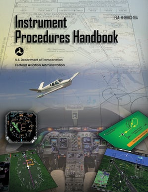 Instrument Procedures Handbook (Federal Aviation Administration) book image