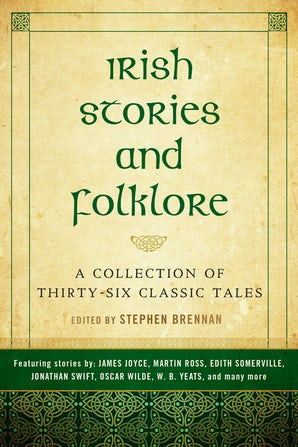 Irish Stories and Folklore book image