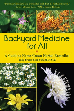 Backyard Medicine For All book image