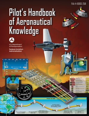 Pilot's Handbook of Aeronautical Knowledge (Federal Aviation Administration) book image