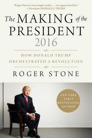 The Making of the President 2016 book image