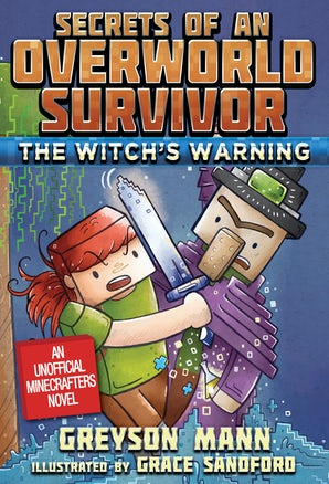 The Witch's Warning book image