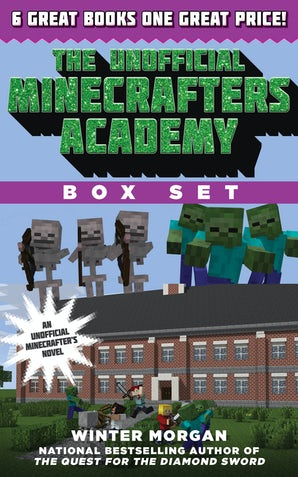 The Unofficial Minecrafters Academy Series Box Set book image