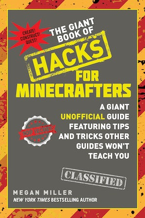 The Giant Book of Hacks for Minecrafters book image