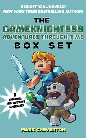 The Gameknight999 Adventures Through Time Box Set book image