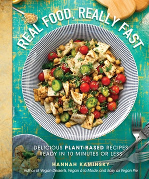 Real Food, Really Fast book image