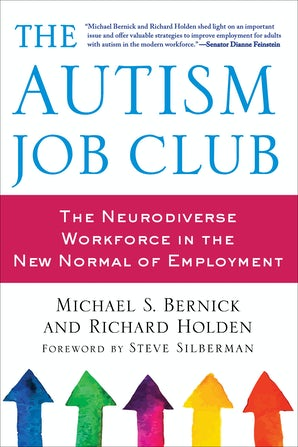 The Autism Job Club book image
