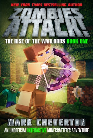 Zombies Attack! book image