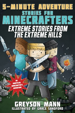 Extreme Stories from the Extreme Hills book image