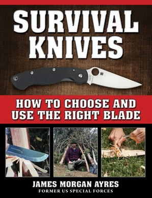 Survival Knives book image